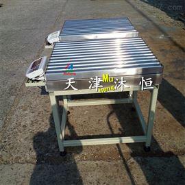 流水线检重滚轴秤-60kg滚筒电子台秤
