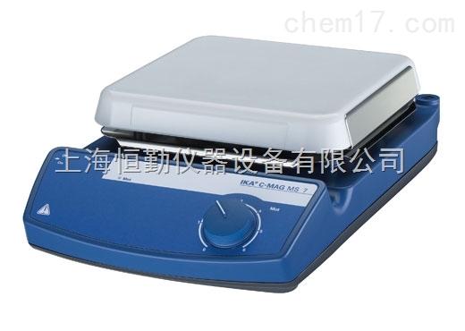 IKA磁力搅拌器C-MAG MS 7