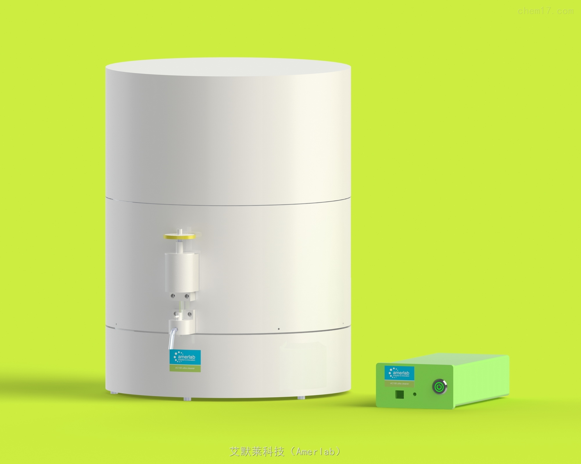 美國AG8亚游艾默萊亞沸酸蒸超淨清洗器AC100 simple