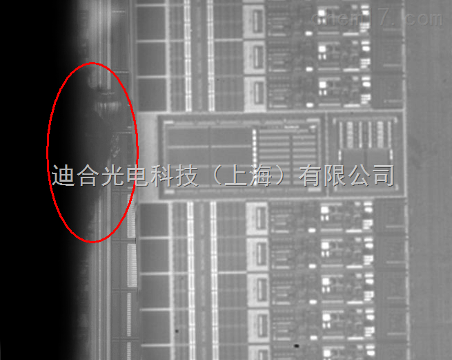 die chip , IC 失效分析