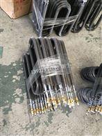 工业烘箱专用散热片电热管,高温烘干线专用翅片加热管。