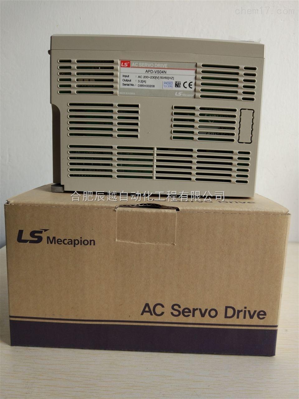 合肥现货APD-VS04N驱动器可代替APD-VS02N伺服驱动器