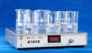 84-1A六工位数显磁力搅拌器