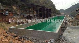 贵港烟道玻璃鳞片树脂技术说明