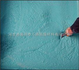 雅安烟筒耐高温防腐玻璃鳞片使用步骤