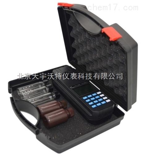 便携式余氯分析仪