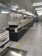 丝印烤油烘干线制造 编程控制隧道炉专业制造商