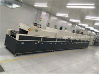 镜面板网带无尘烘干线隧道炉新远大专业制造工厂