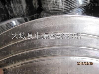 供应600*700乌鲁木齐304金属包覆垫片厂家