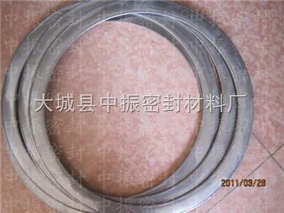 新疆乌鲁木齐厂家定做金属包覆垫片,304陶瓷金属包覆垫片
