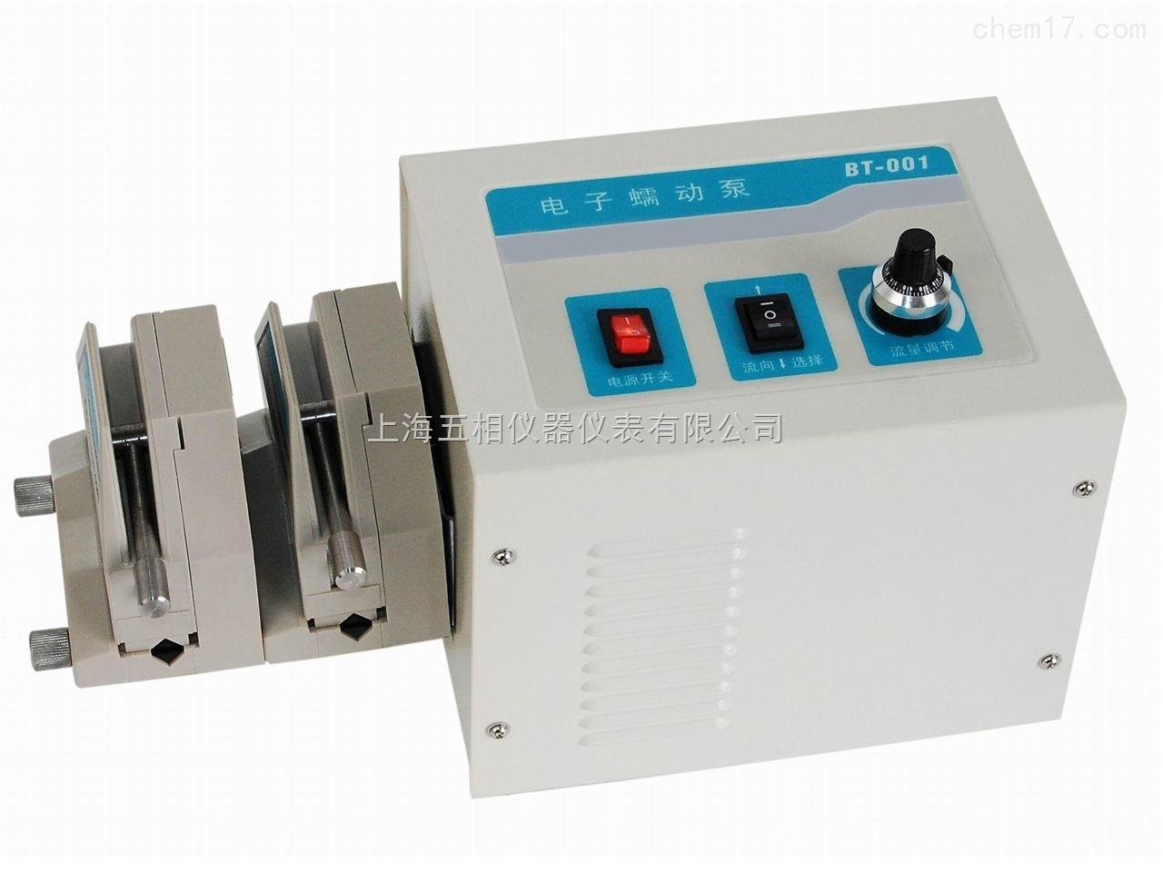 双泵头电子蠕动泵