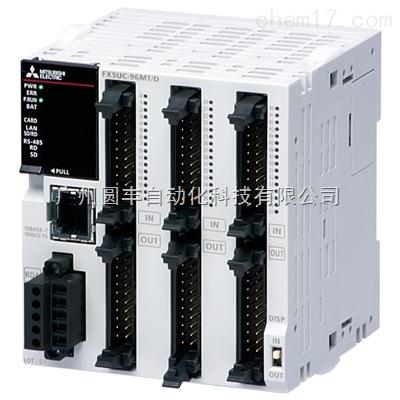 fx5uc-96mt/dss-fx5uc-96mt/dss 三菱fx5u系列plc紧凑