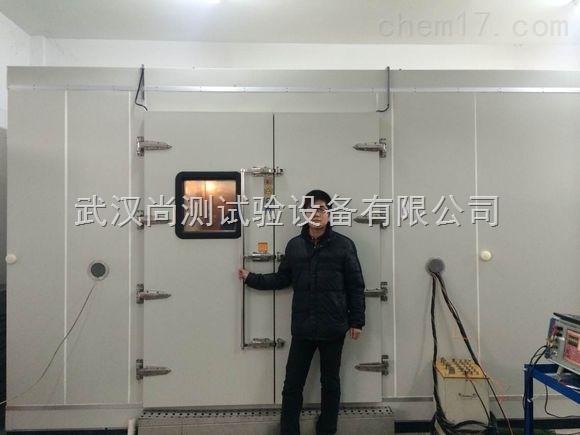 逆变器耐高温老化室,老化房
