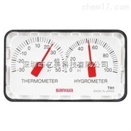TH1双指针式温湿度计