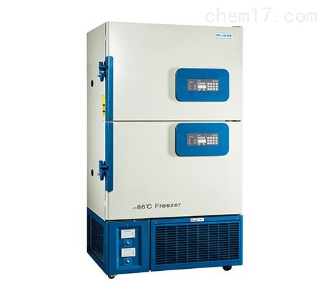DW-HL508型双开门-86℃立式低温冰箱