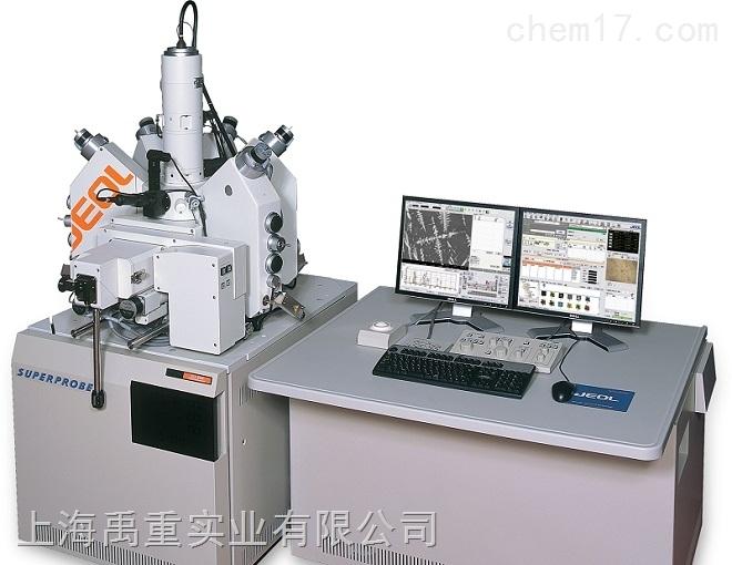 日本电子 JXA-8230 电子探针显微镜分析仪