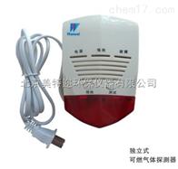 汉威GTII独立式可燃气体探测器GT2家用天然气泄漏报警器