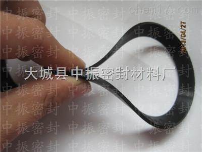 兰州DN100*3氟橡胶法兰密封垫片生产厂家定做