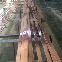 30*5 40*4 50*5mm镀铜排 镀铜扁钢生产厂家 镀铜接地排价格