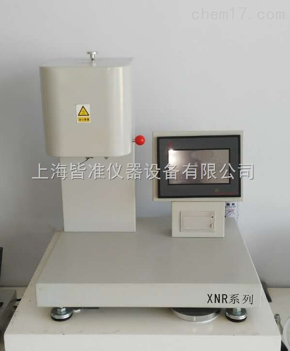 XNR-400C 触摸屏熔体流动速率测定仪