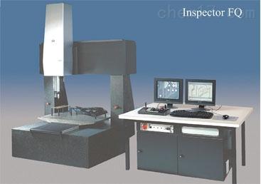 德国Werth Inspector FQ超高速复合式光学三坐标测量机