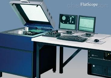 德国Werth FlatScope平面零件光学扫描仪