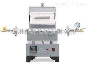 OTF-1200X-S-LT真空小管式炉