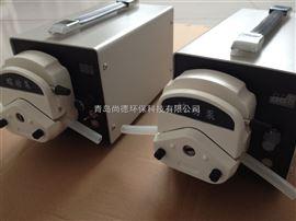 SN-3000B自動簡易手持式水質采樣器