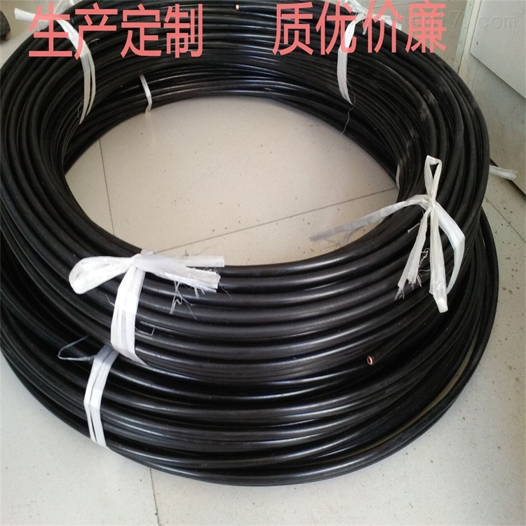 亳州PVC护套紫铜管φ6*1、φ8*1、φ10*1包塑紫铜管
