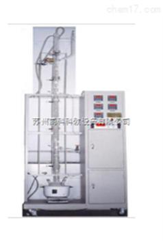 催化反應精餾法制實驗裝置