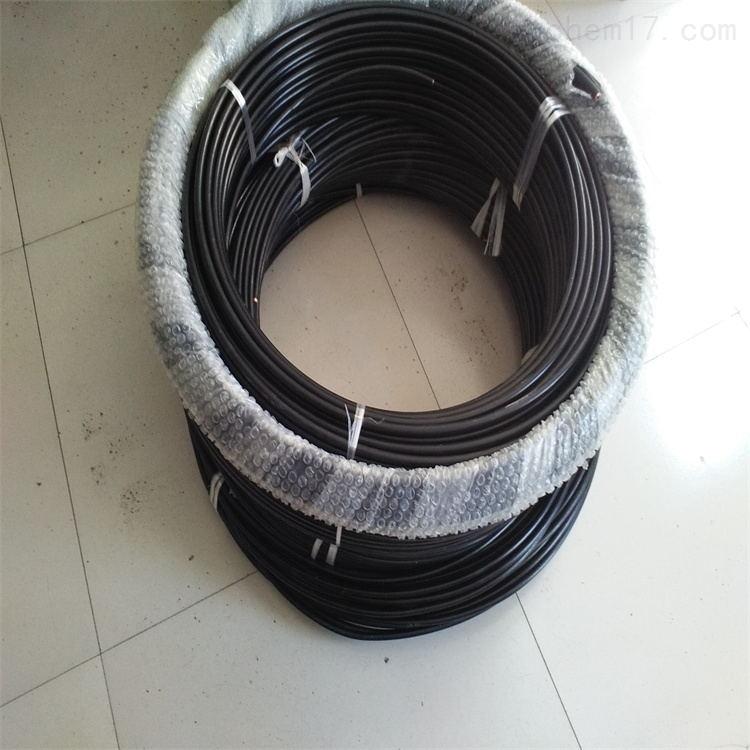 义乌PVC护套紫铜管φ6*1、φ8*1、φ10*1包塑紫铜管