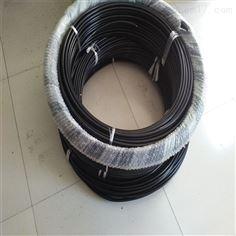 厦门PVC护套紫铜管φ6*1、φ8*1、φ10*1包塑紫铜管