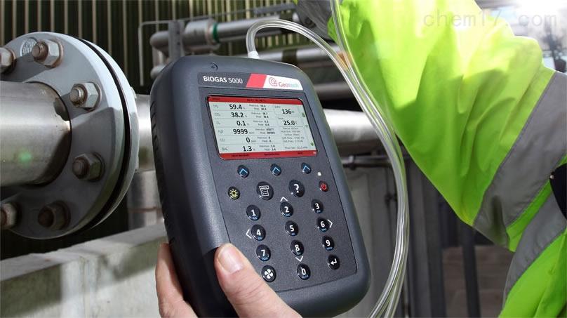 便携式甲烷分析仪