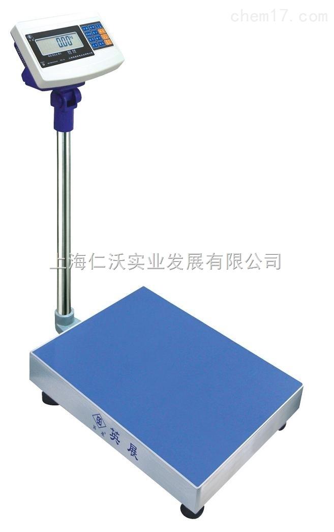 英展落地秤AWH-TW-150FSB连接RS232/EXCELL声光报警电子秤