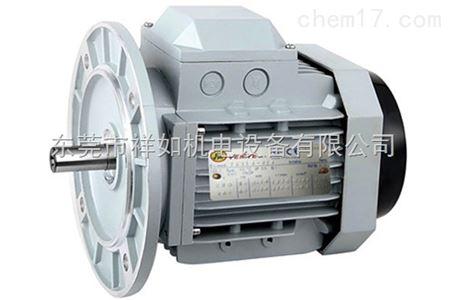 工作时必须由单相交流电源经整流后供给吸盘绕组,因此制动电机接线盒