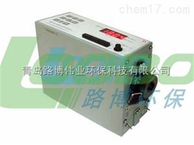 供應江蘇宿遷重金屬打磨車間粉塵檢測儀LB-CCD1000FB便攜式防爆微電腦粉塵儀