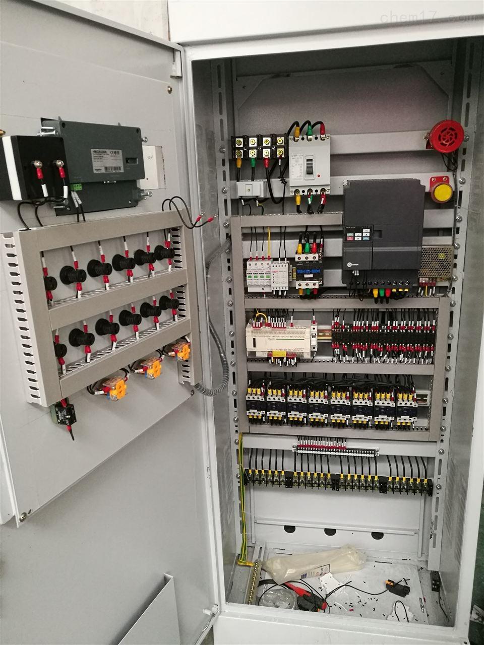 过载(后备)保护电路,启停(变速)控制电器