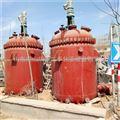 二手5吨电加热搪瓷反应釜