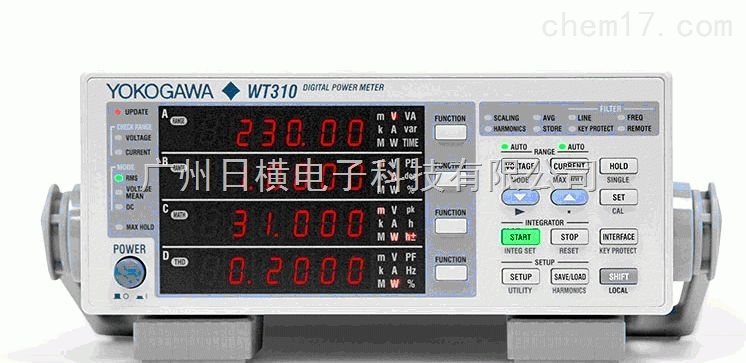 760401-H/DA4功率计760401功率分析仪日本横河YOKOGAWA