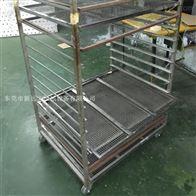 工业烘箱专用推车架及烤盘生产,工业烤箱制造商
