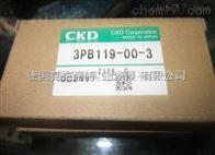 CKD电磁阀AB41-02-5-02H 24V