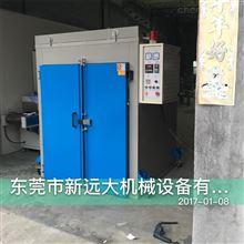 现货丝印烘炉节能电工业烤箱成型双门推车专用烘箱