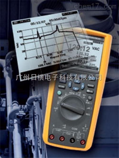 F289真有效值万用表FLUKE 289工业记录多用表美国福禄克FLUKE