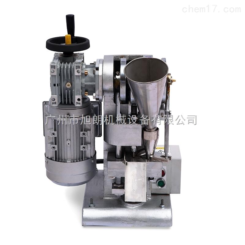 涡轮单冲压片机异型压片