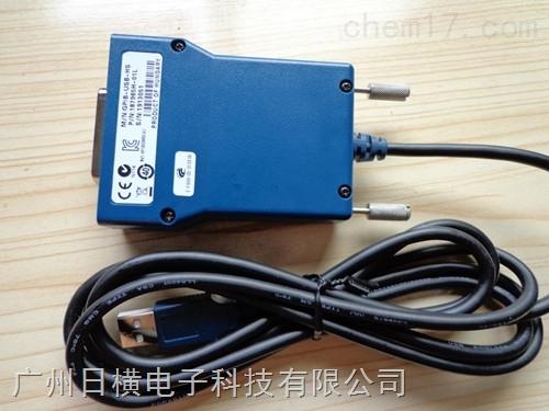 GPIB-USB-HS GPIB电缆GPIB卡数据采集卡