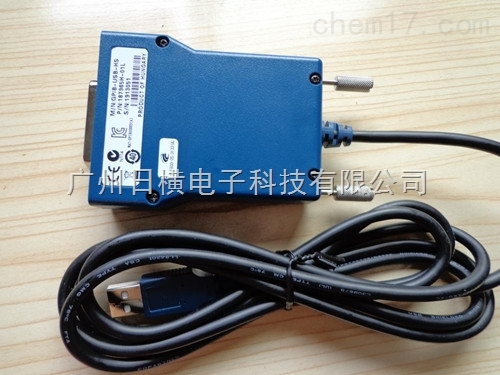 GPIB-USB-HS GPIB电缆GPIB卡数据采集卡美国NI