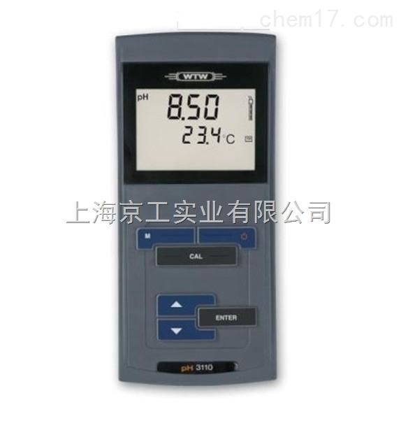 pH 3110手持式PH/mV测试仪