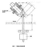 Sun-DZWQ電動汽車交直流充電樁電纜彎曲試驗機