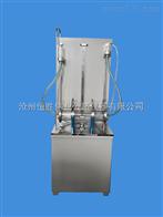 XNS-2型土工合成材料水平滲透儀型號土工合成材料水平滲透儀恒勝偉業現貨供應