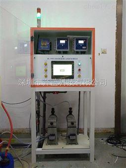 BL-WNC100蚀刻线自动加药系统